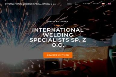 International Welding Specialists Sp. z o.o. - Firmy inżynieryjne Prudnik
