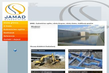 JAMAD Budownictwo Adam Klimczak - Konstrukcje stalowe Łódź