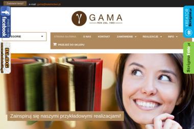 Gama - Kaletnictwo - Obszywanie Gałek Zmiany Biegów Stare Załubice