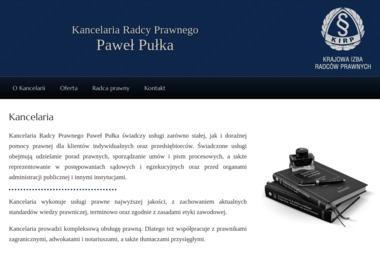 Kancelaria Radcy Prawnego Paweł Pułka - Pomoc Prawna Gdańsk