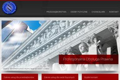 Kancelaria Adwokacka Przemysław Karoń - Radca prawny Częstochowa