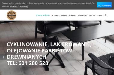 K&P Parkiety - Cyklinowanie Wierzchosławice