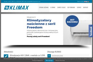 KLIMAX Sp. z o.o. - Wentylacja i rekuperacja Częstochowa