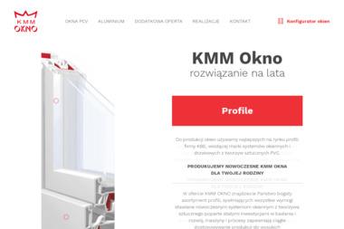 KMM Okno Spółka Jawna - Okna Drewniane Na Wymiar Łódź