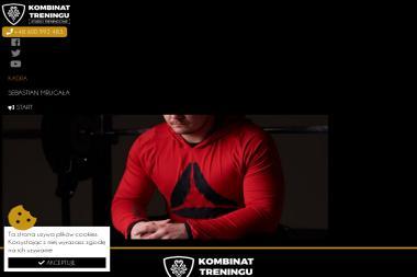 Kombinat  Treningu - Siłownia & Treningi Personalne - Trener personalny Nowy Targ