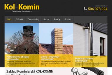 """""""KOL-KOMIN"""" - Czyszczenie Komina Od Dołu Wrocław"""