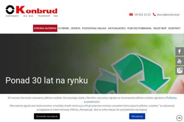 Konbrud - Odśnieżanie dachów Gdańsk