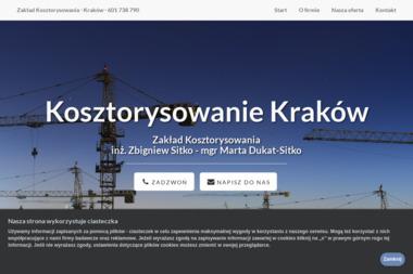 Zakład Kosztorysowania, Projektowania i Nadzoru Budowlanego SC - Kosztorysy, ekspertyzy Kraków