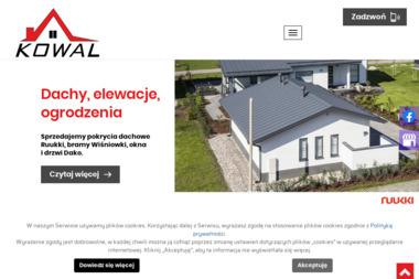 Przedsiębiorstwo wielobranżowe KOWAL Kowalski Krzysztof - Styropian Łańcut