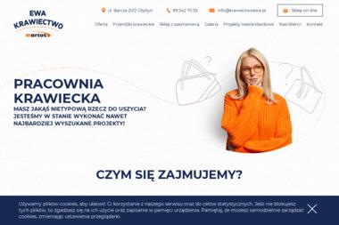 Pracownia Krawiecka EWA - Obszywanie Kierownic Samochodowych Olsztyn