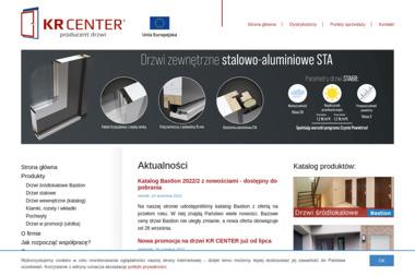 KR Center Sp. z o.o. - Drzwi Wodzisław Śląski