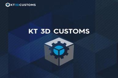 KT 3D Customs - Szkolenia techniczne Handlowy m艂yn