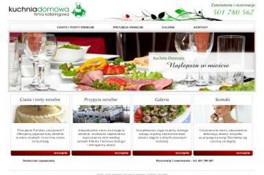 Kuchnia Domowa - Catering świąteczny Elbląg