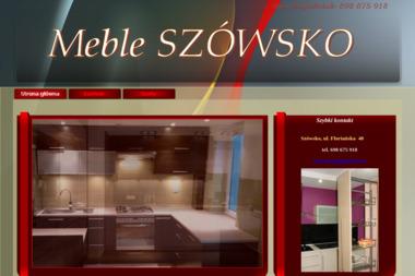 Meble Artur Kapuśniak - Meble na wymiar Szówsko