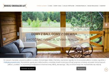 Ireneusz Cmuchalski Laft - Domy Drewniane Piecki