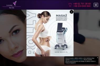 Luxury Day Spa - Manicure i pedicure Kalisz