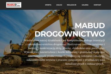 MABUD S.C. M.Chojecki A.Atras - Budownictwo Drogowe Wrocław