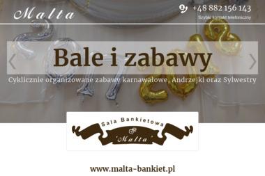 Sala Bankietowa MALTA - Gastronomia Wąbrzeźno