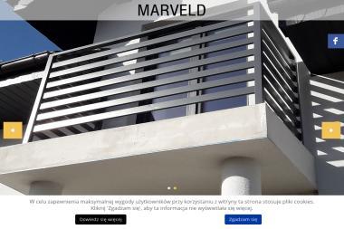Marveld - Balustrady ze Szkła Myszków