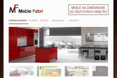 Meble Fabri - Kuchnie Bochnia
