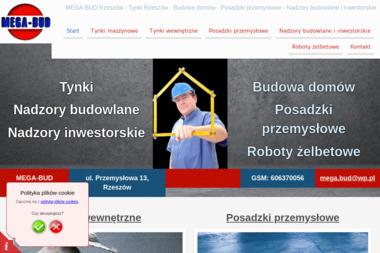 MEGA-BUD Rzeszów - Posadzki Rzeszów