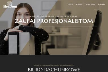 Biuro Rachunkowe MERITUM Magdalena Michałowska - Finanse Puck