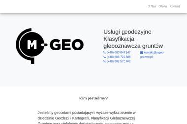 M-Geo - Geodeta Gorzów Wielkopolski
