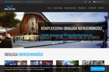 Micron Sp. z o.o. - Wypożyczalnia Zagęszczarek Kielce