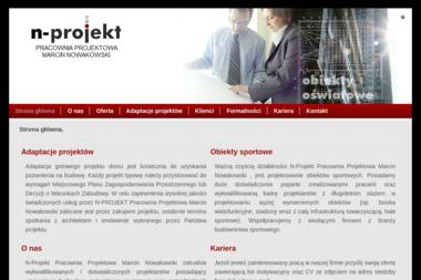 N-PROJEKT Pracownia Projektowa - Architekt Radom