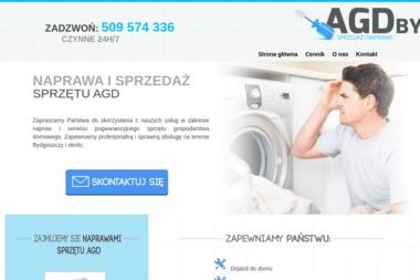AGD BY - Naprawa lodówek Bydgoszcz