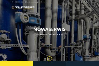 Nowaserwis - Montaż Instalacji Gazowych Gdańsk