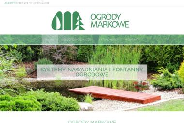 Ogrody Markowe - Prace działkowe Bydgoszcz