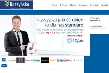 F.H.U. Baszyńska - Dudek - Producent Drzwi Głogów