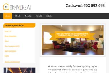Okna i Drzwi Alicja Wardalska - Okna aluminiowe Bydgoszcz