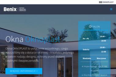BENIX - Bramy Garażowe Dwuskrzydłowe Pruszków