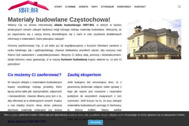 ORIT-BIS - Bramy garażowe Częstochowa