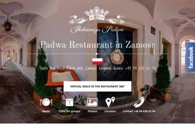 Restauracja Padwa - Catering świąteczny Zamość