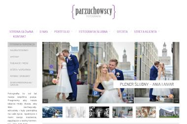 Fotografia Edyta & Łukasz Parzuchowscy - Sesje zdjęciowe Piaseczno