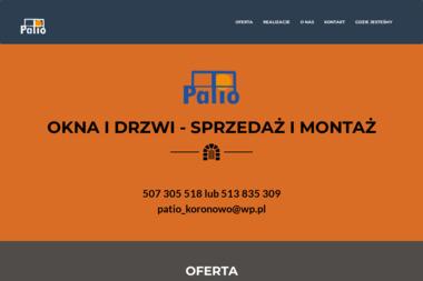 Patio Montaż Okien i Drzwi - Okna Koronowo
