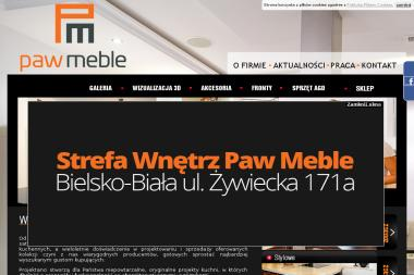 Strefa Wnętrz Paw Meble - Meble na wymiar Bielsko-Biała