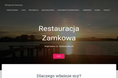 Restauracja Zamkowa - Gastronomia Wąbrzeźno