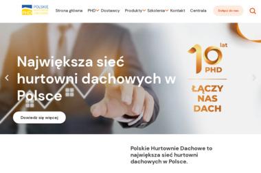 Polskie Hurtownie Dachowe Sp. z o.o. - Pokrycia dachowe Gałków Duży