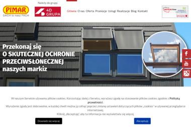 Pimar Pokrycia Dachowe Małeccy Sp. J. - Dachówka Betonowa Poznań