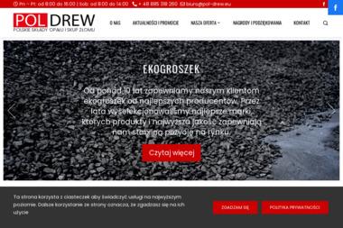 POL-DREW Ewelina Żak - Skład opału Kłodzko
