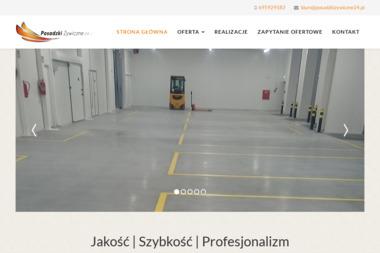 AN-MAR Mariusz Juchno - Posadzki przemysłowe Debrzyca