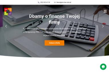 PRO-TAX Biuro Rachunkowe - Doradca podatkowy Bydgoszcz