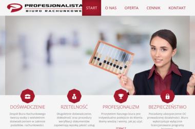 PROFESJONALISTA Biuro Rachunkowe - Usługi finansowe Radzyń Podlaski