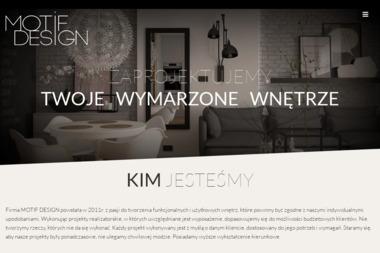 MOTIF DESIGN - Architekt Wnętrz Sieradz