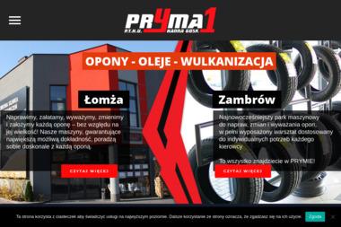 P.T.H.U. PRYMA1 - Ekogroszek Łomża