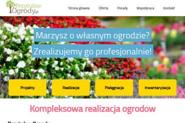 Przytulne Ogrody Natalia Bieńkowska - Projektowanie ogrodów Białystok